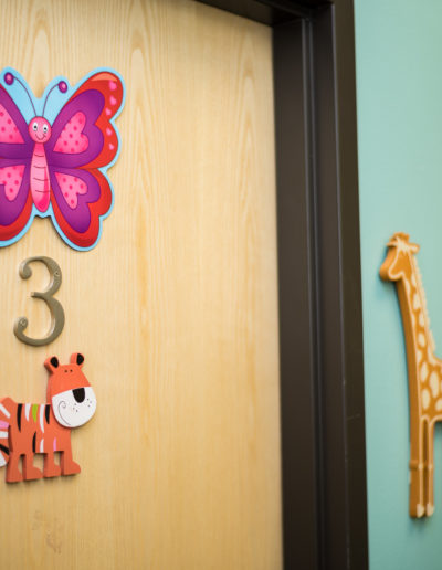 Our Colorful Rooms